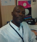 Ronald Duberry : Co-founder / Peer Support Outreach Worker