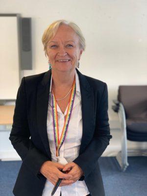 Marion Morris : Trustee